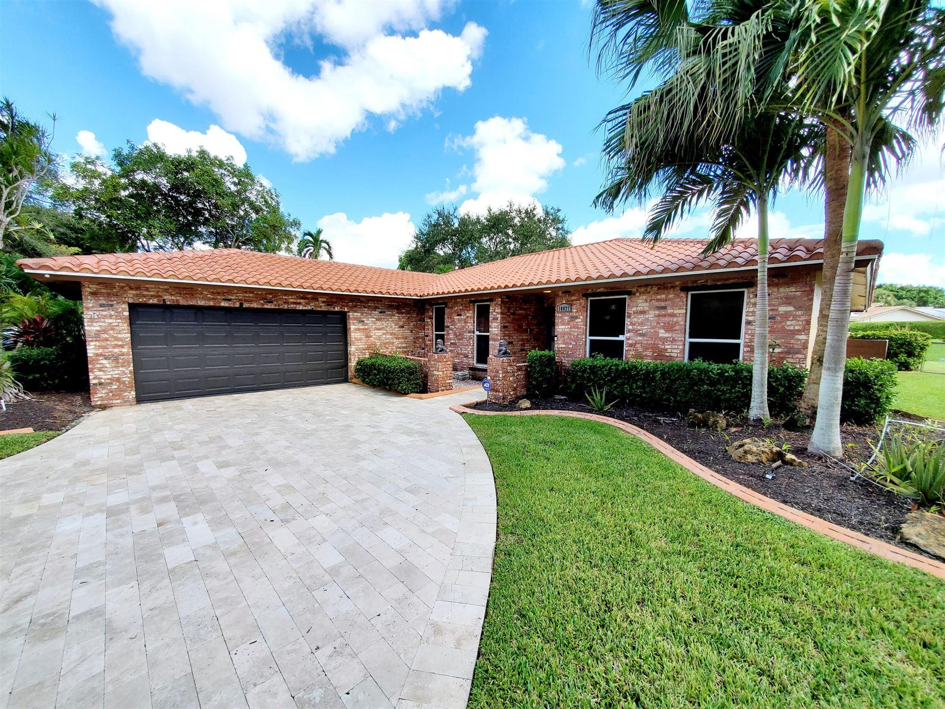 10027 Ramblewood Drive, Coral Springs, FL 33071 - MLS#: RX-10748673