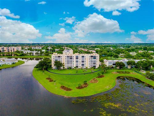 Photo of 14426 Amberly Lane #207, Delray Beach, FL 33446 (MLS # RX-10747674)