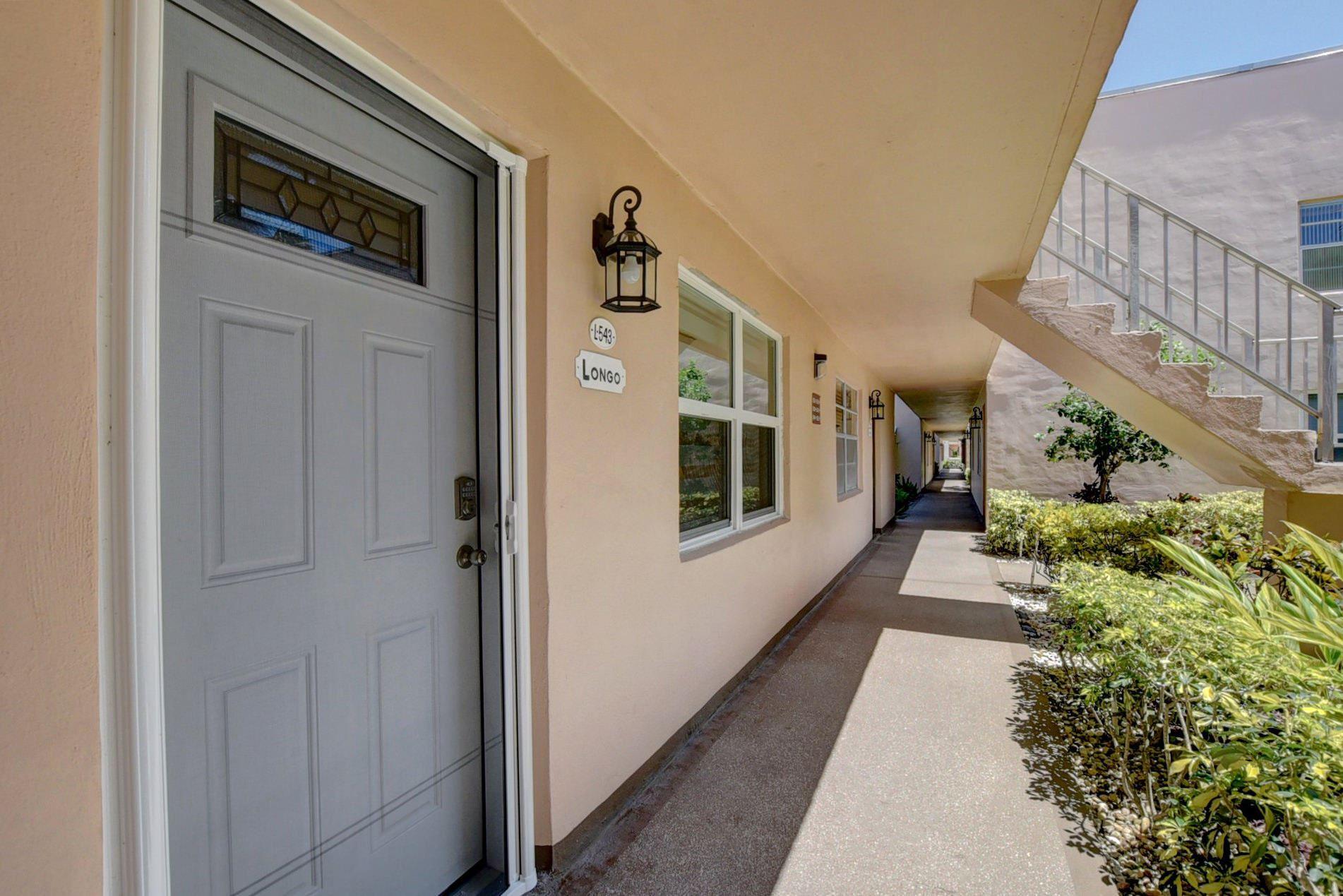 543 Burgundy L, Delray Beach, FL 33484 - #: RX-10632674