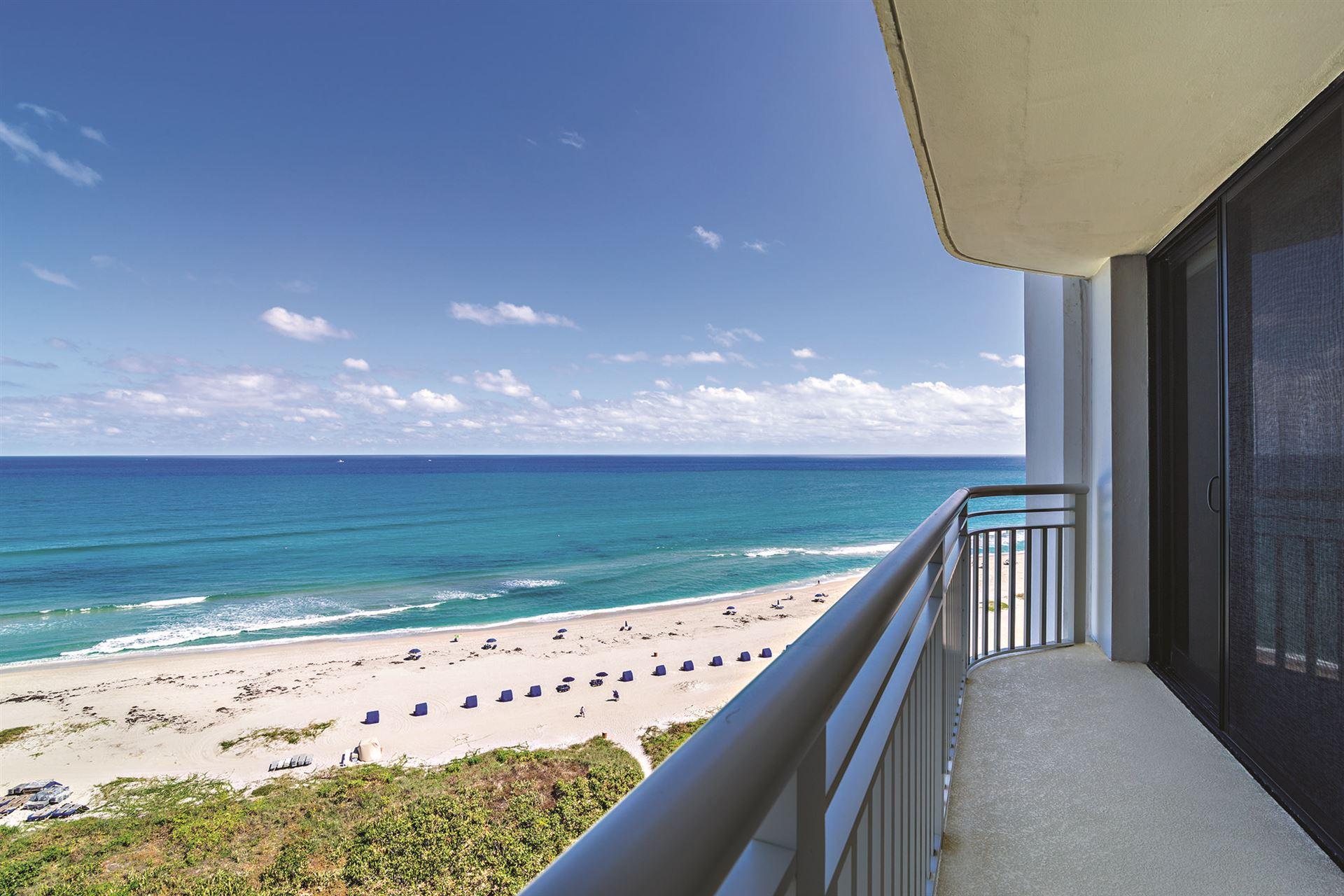 Photo of 3000 N Ocean Drive #16f, Riviera Beach, FL 33404 (MLS # RX-10660674)