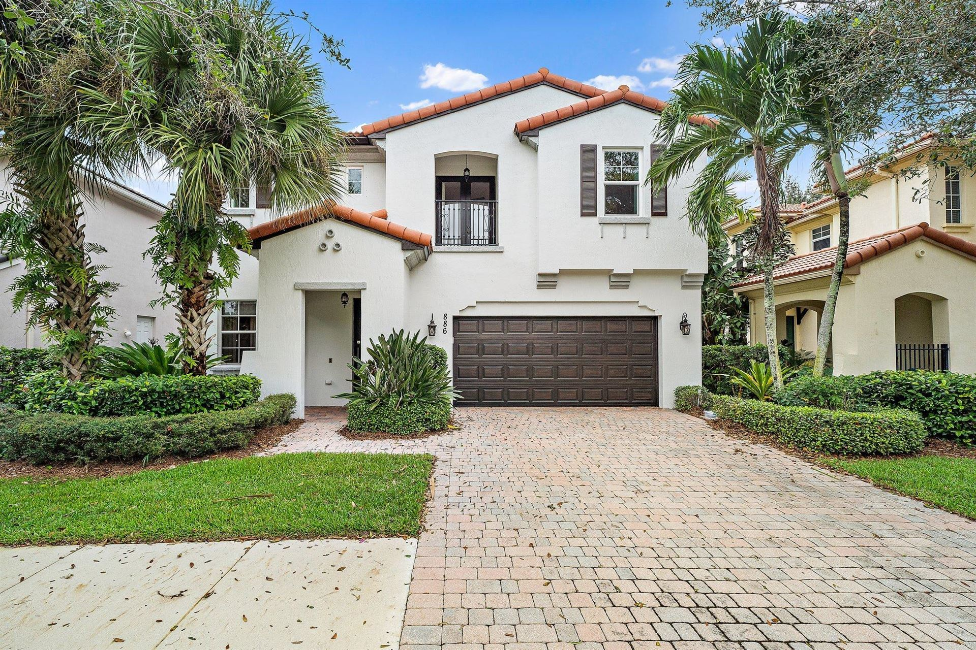 886 Taft Court, Palm Beach Gardens, FL 33410 - #: RX-10670674