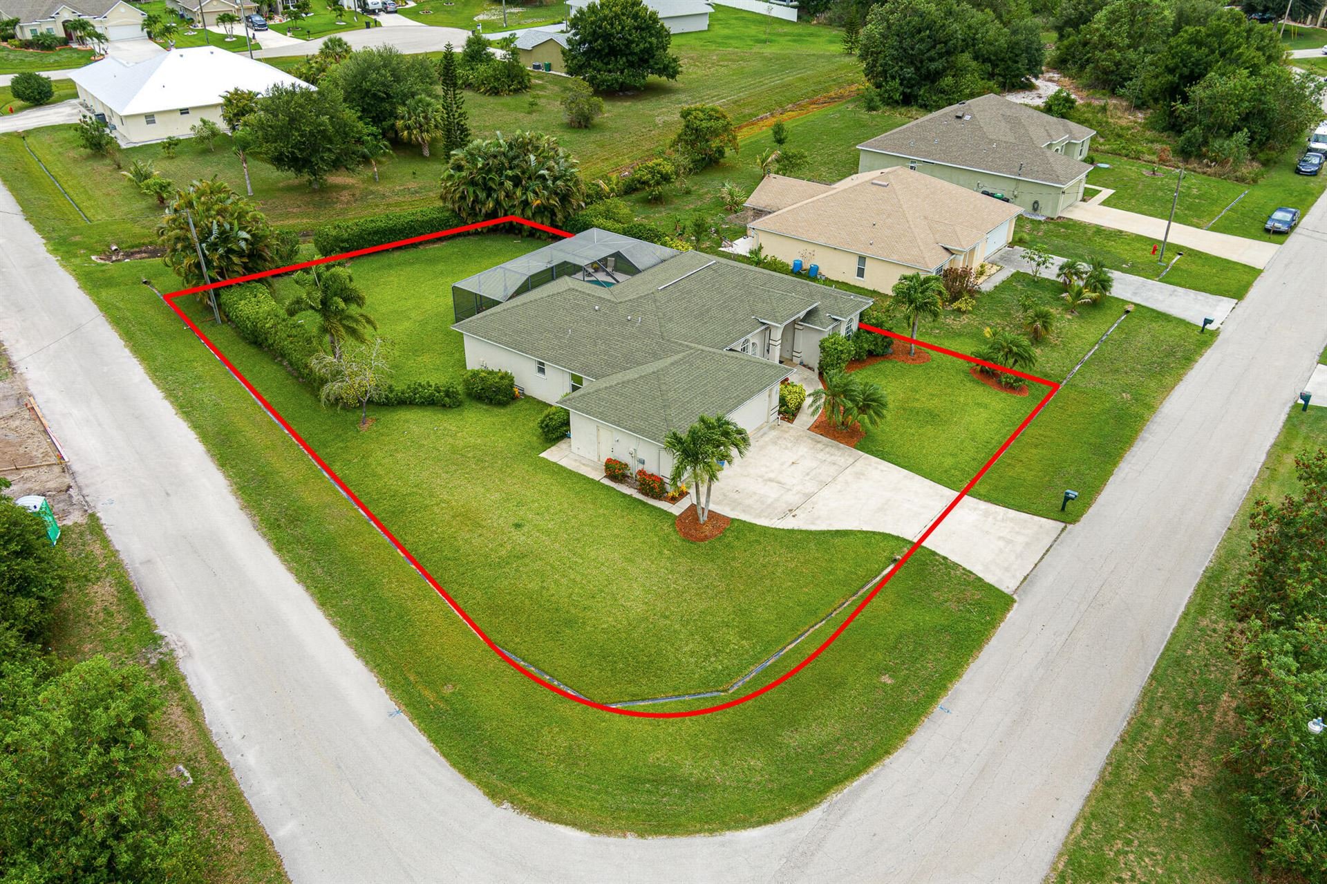 5269 NW East Delwood Drive, Port Saint Lucie, FL 34986 - #: RX-10724674