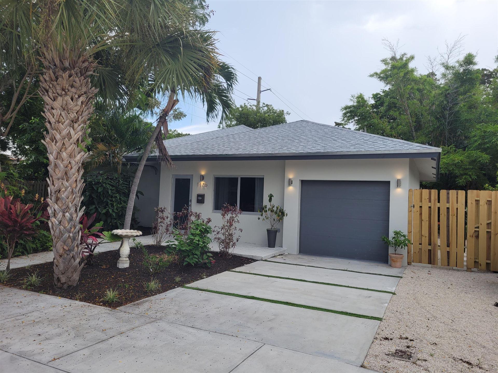 1126 NE 16th Court, Fort Lauderdale, FL 33305 - MLS#: RX-10742674