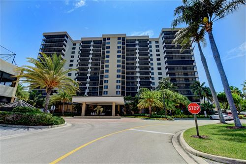 Photo of 3400 S Ocean Boulevard #3e, Highland Beach, FL 33487 (MLS # RX-10654675)