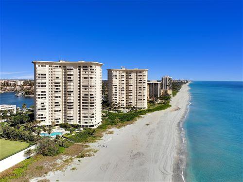 Photo of 550 S Ocean Boulevard #209, Boca Raton, FL 33432 (MLS # RX-10728675)