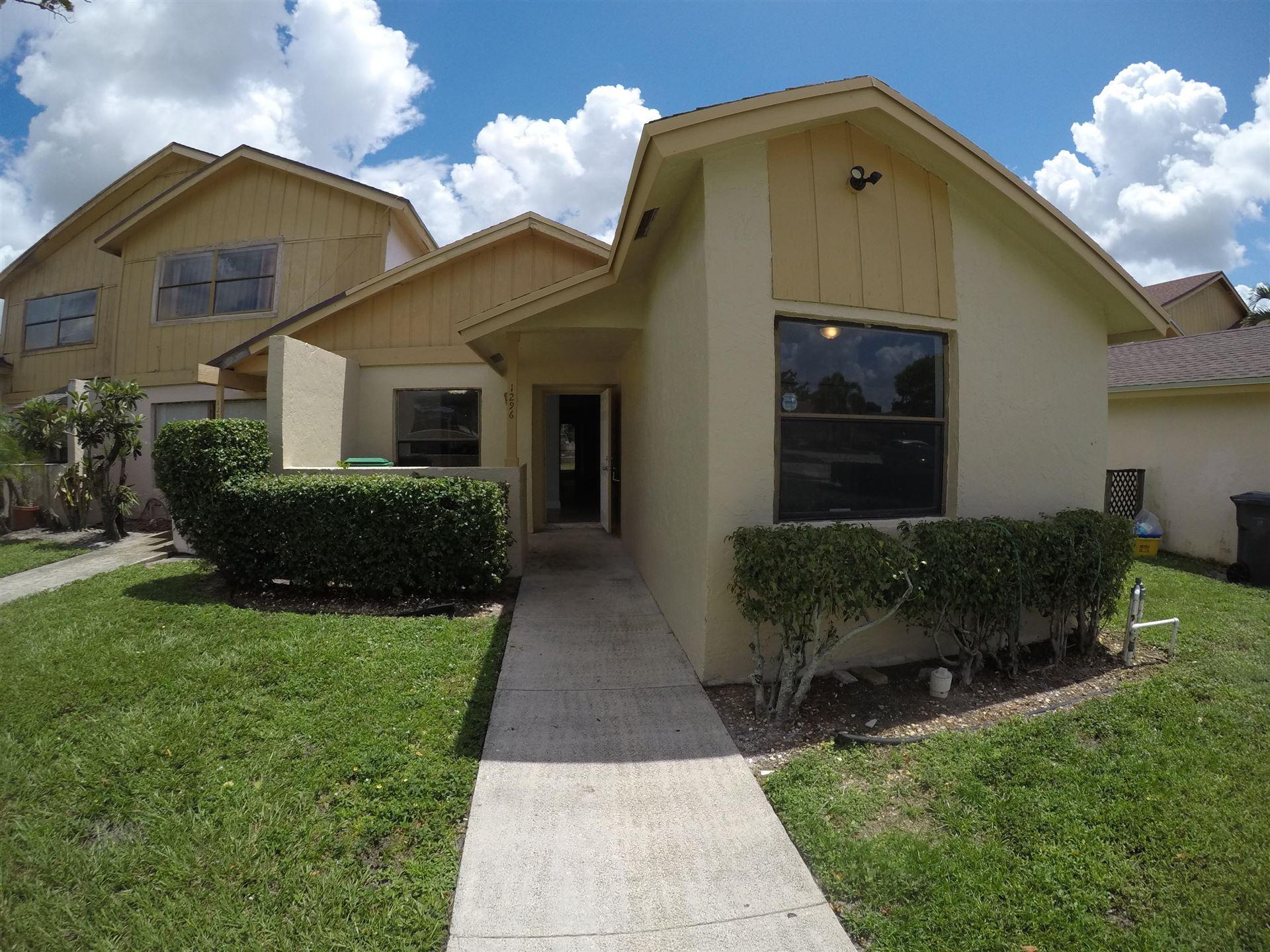 1296 White Pine Drive, Wellington, FL 33414 - #: RX-10611675