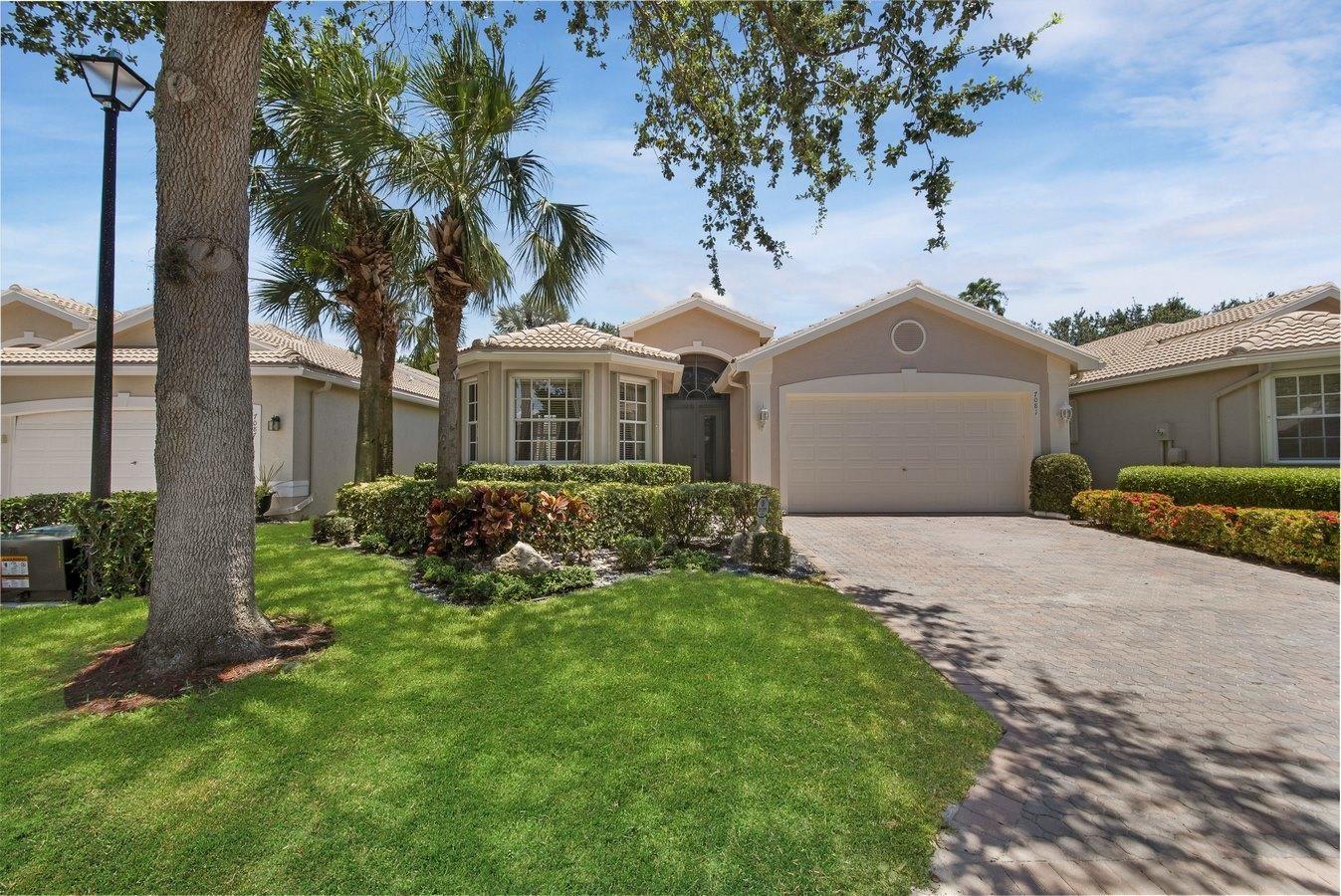 7081 Avila Terrace Way, Delray Beach, FL 33446 - #: RX-10631675