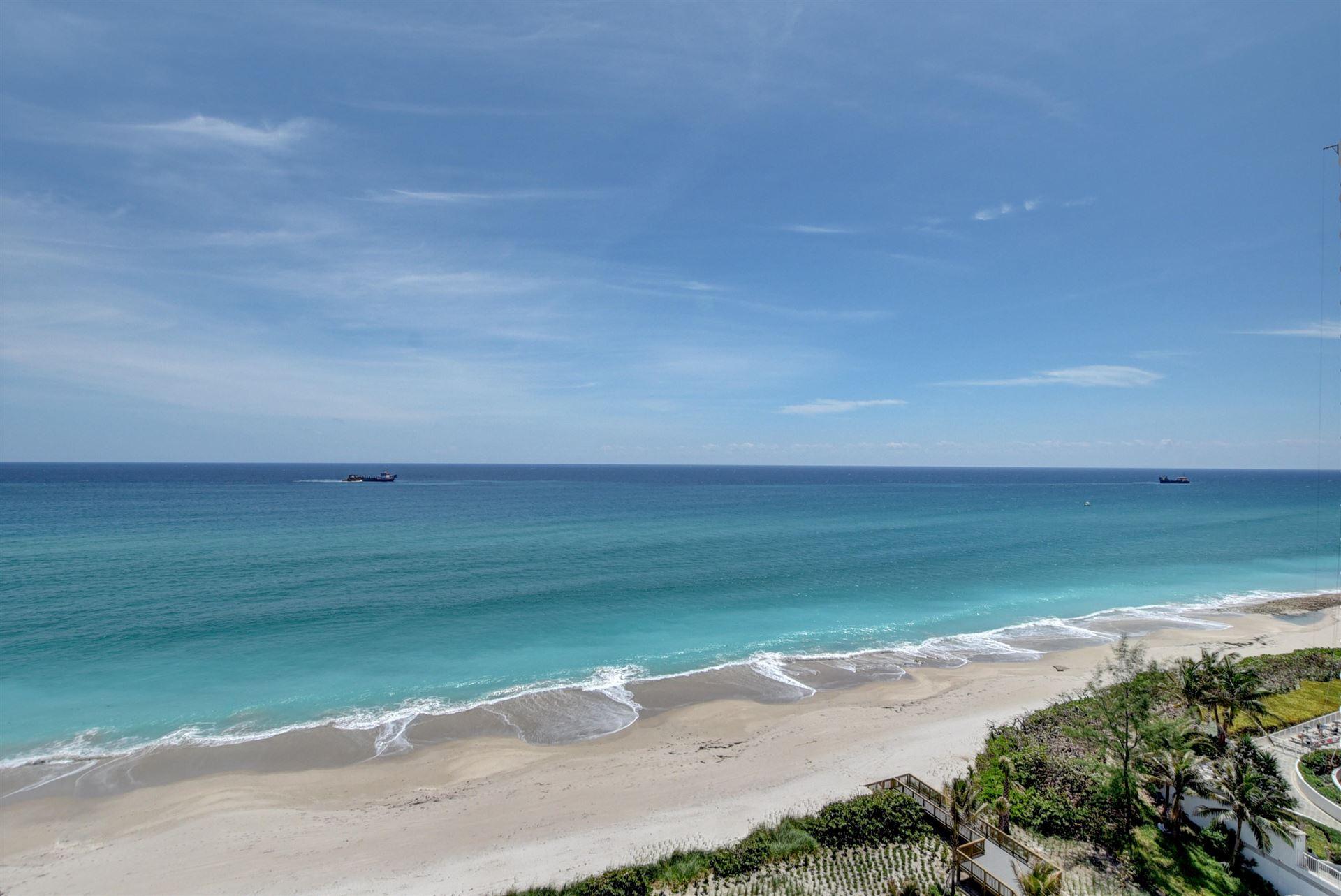 Photo of 5000 N Ocean Drive #1102, Singer Island, FL 33404 (MLS # RX-10644675)