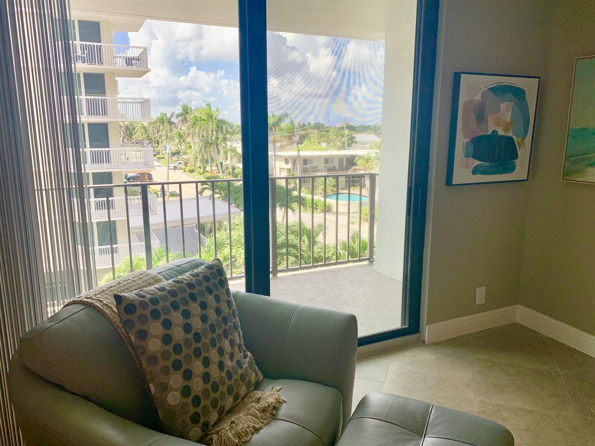 Photo of 145 Ocean Avenue #419, Palm Beach Shores, FL 33404 (MLS # RX-10705675)