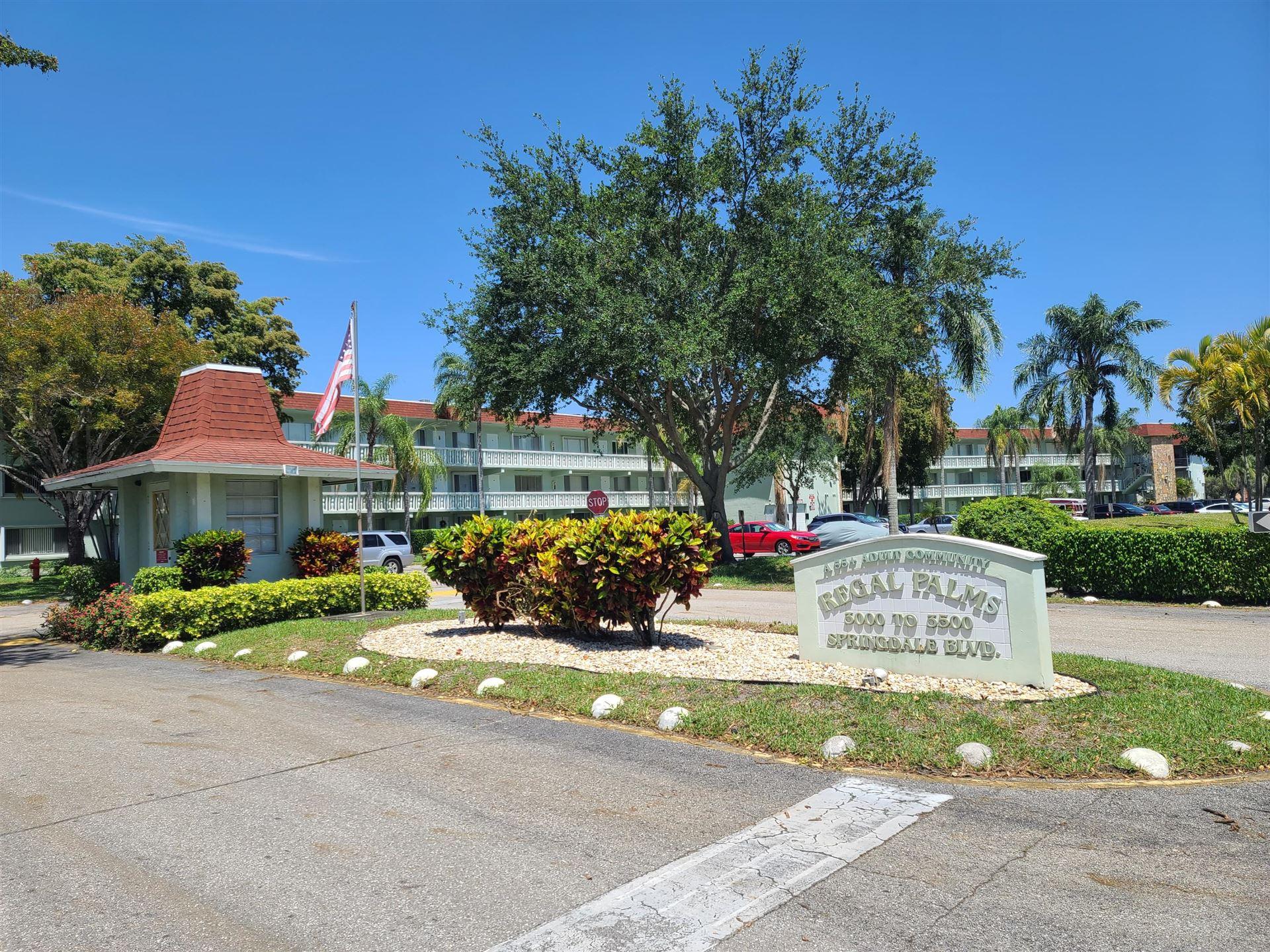3200 Springdale Boulevard #206, Palm Springs, FL 33461 - #: RX-10707675