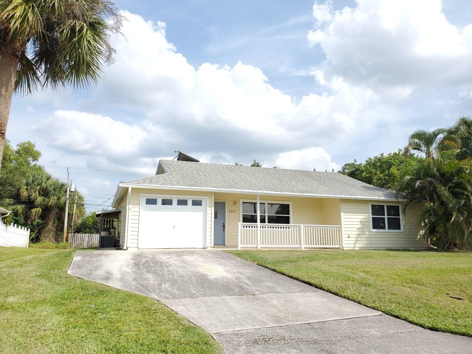 2317 SW Norton Street, Port Saint Lucie, FL 34953 - #: RX-10737675
