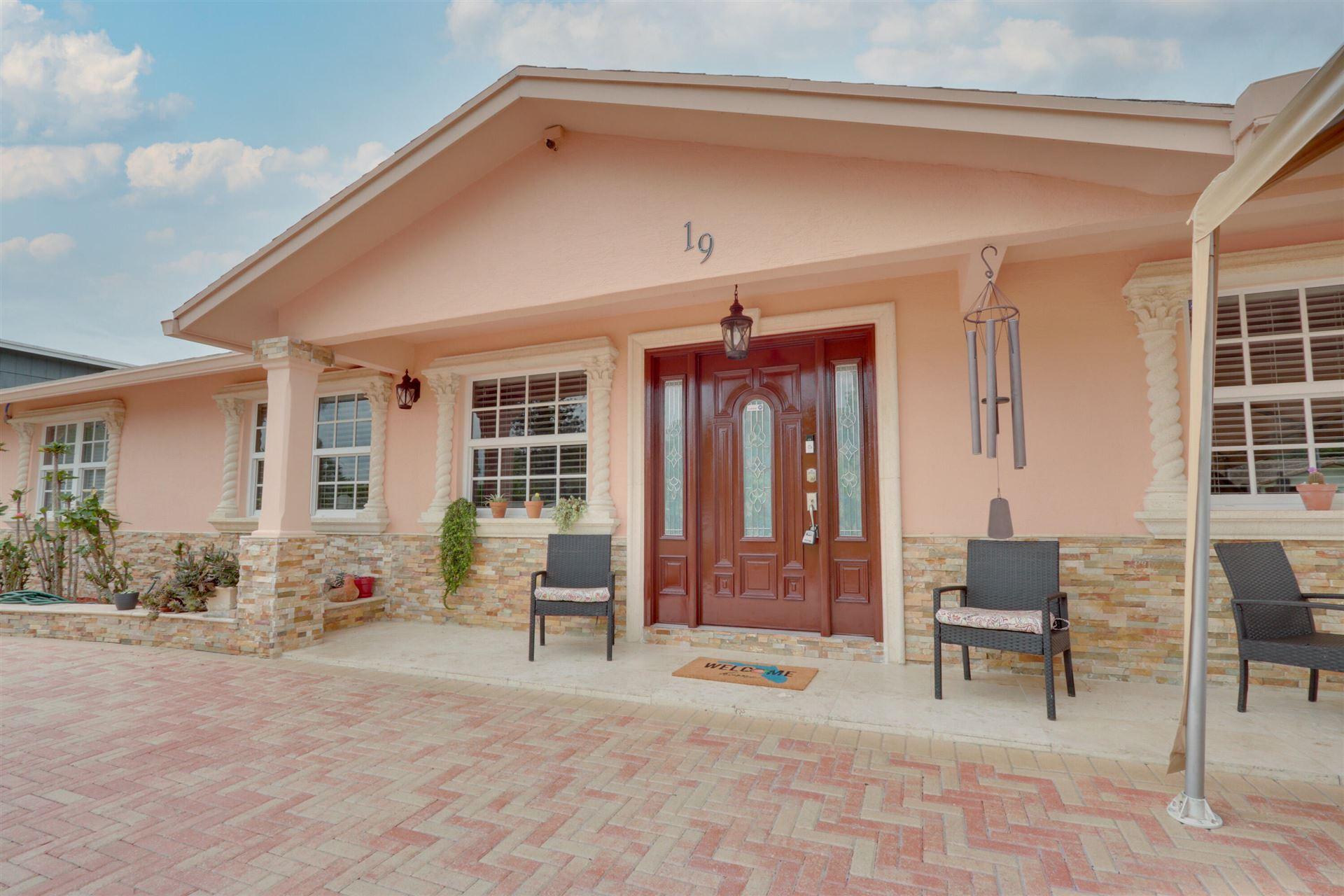 19 W Mango Road, Lake Worth, FL 33467 - MLS#: RX-10752675