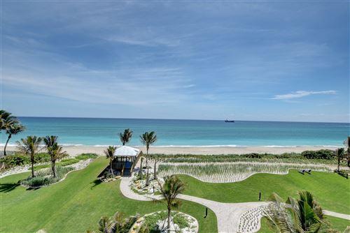 Photo of 5000 N Ocean Drive #501, Singer Island, FL 33404 (MLS # RX-10644676)