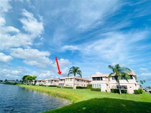 Photo of 366 Saxony H, Delray Beach, FL 33446 (MLS # RX-10657676)
