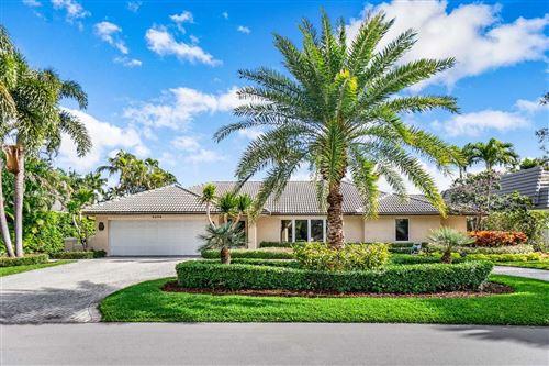 Photo of 2290 W Maya Palm Drive, Boca Raton, FL 33432 (MLS # RX-10686676)