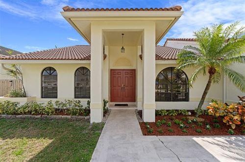 Photo of 350 Seneca Lane, Boca Raton, FL 33487 (MLS # RX-10694676)