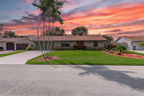 Photo of 3620 Dorrit Avenue, Boynton Beach, FL 33436 (MLS # RX-10696676)