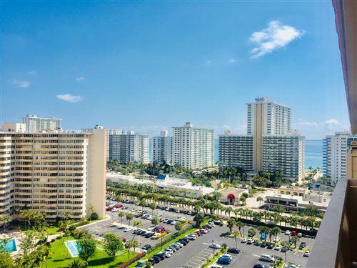 Photo of 3333 NE 34th Street #1701, Fort Lauderdale, FL 33308 (MLS # RX-10729676)