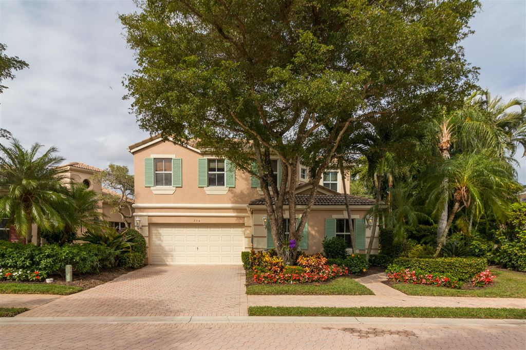 Photo of 334 Sunset Bay Lane, Palm Beach Gardens, FL 33418 (MLS # RX-10499676)