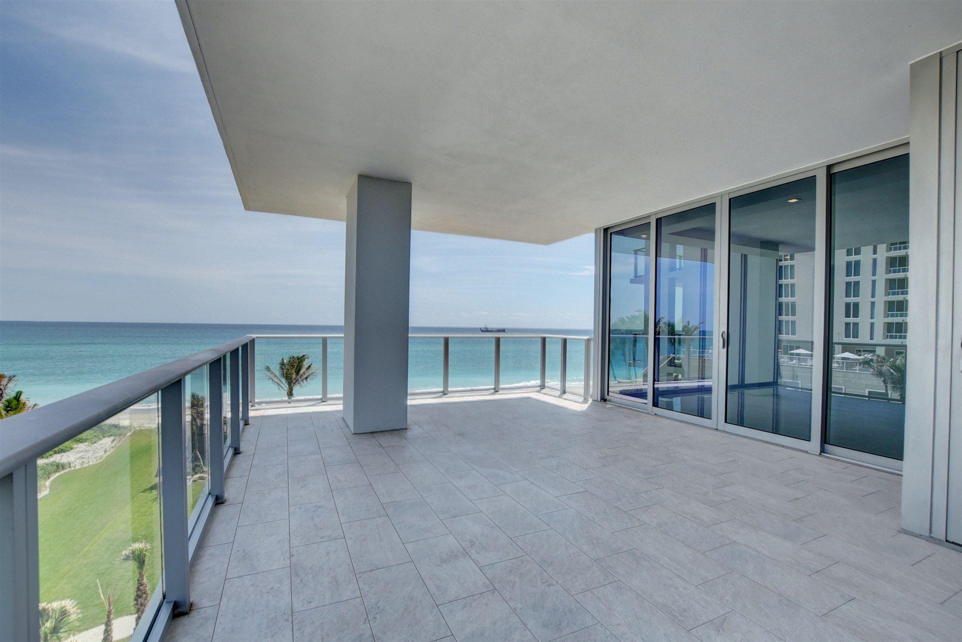 Photo of 5000 N Ocean Drive #501, Riviera Beach, FL 33404 (MLS # RX-10644676)