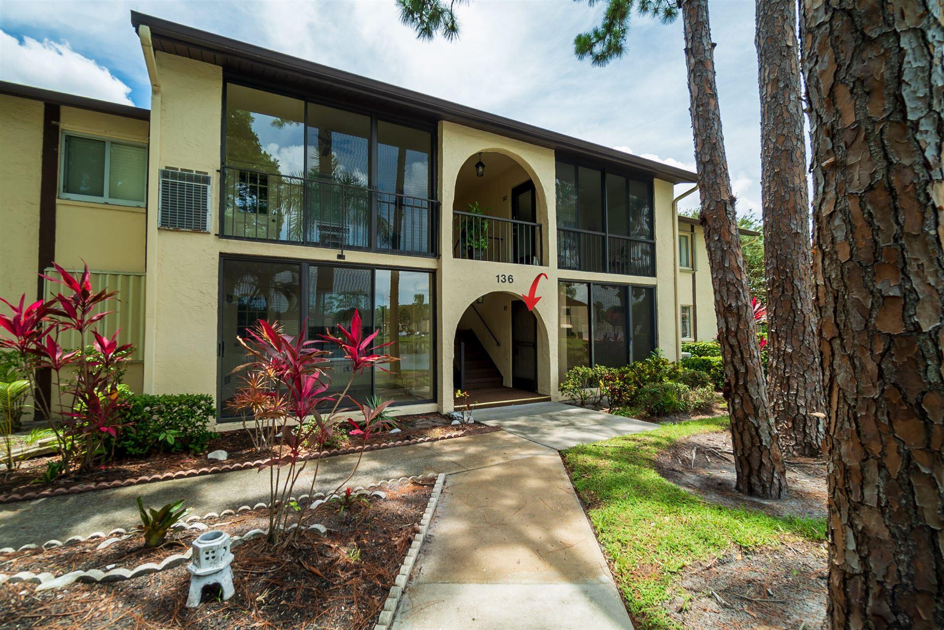 136 Lake Pine Circle #B-1, Greenacres, FL 33463 - MLS#: RX-10727676
