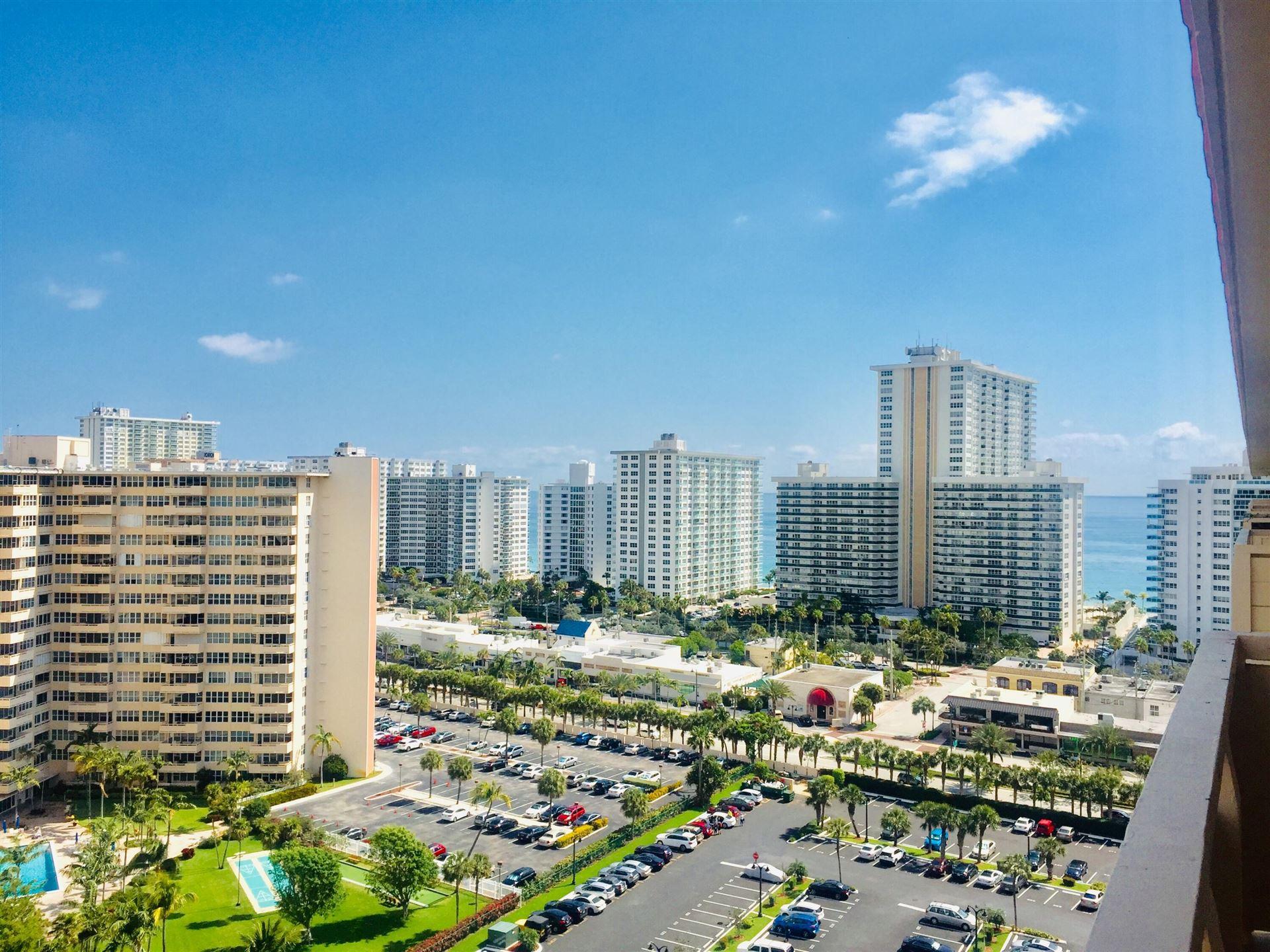 3333 NE 34th Street #1701, Fort Lauderdale, FL 33308 - MLS#: RX-10729676