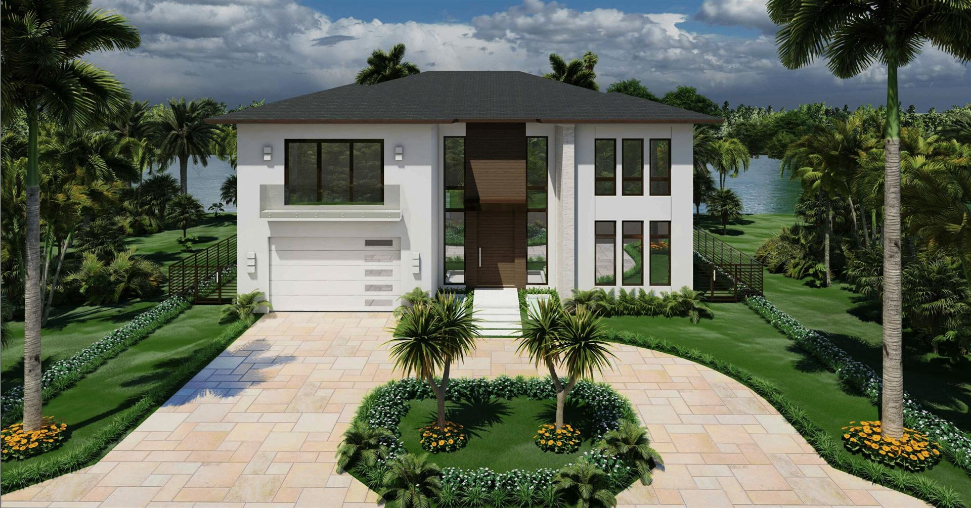 1030 Lewis Cove Road, Delray Beach, FL 33483 - MLS#: RX-10743676
