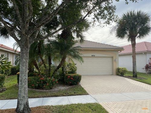 Photo of 9624 Sandpiper Shores Way, West Palm Beach, FL 33411 (MLS # RX-10584677)