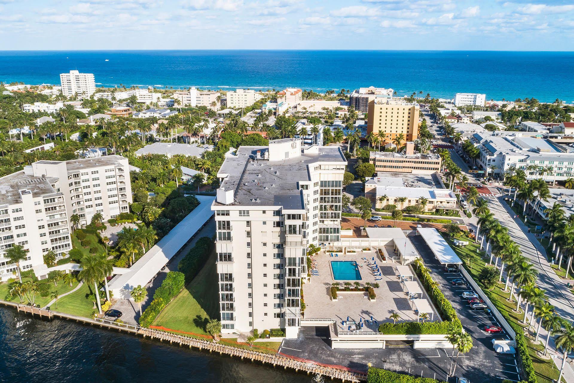 50 East Road #5d, Delray Beach, FL 33483 - #: RX-10619677