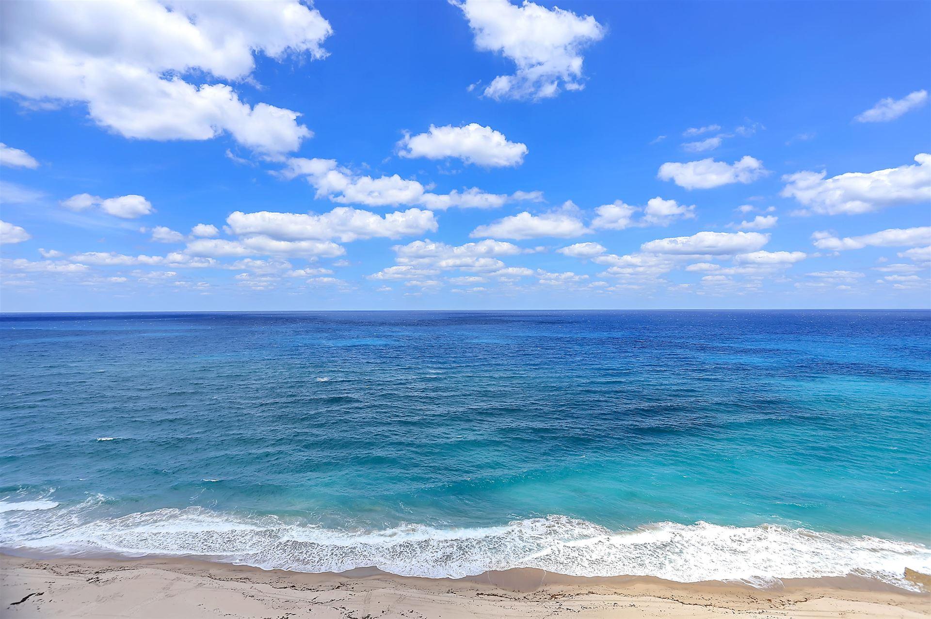 Photo of 5000 N Ocean Drive #1502, Singer Island, FL 33404 (MLS # RX-10644677)