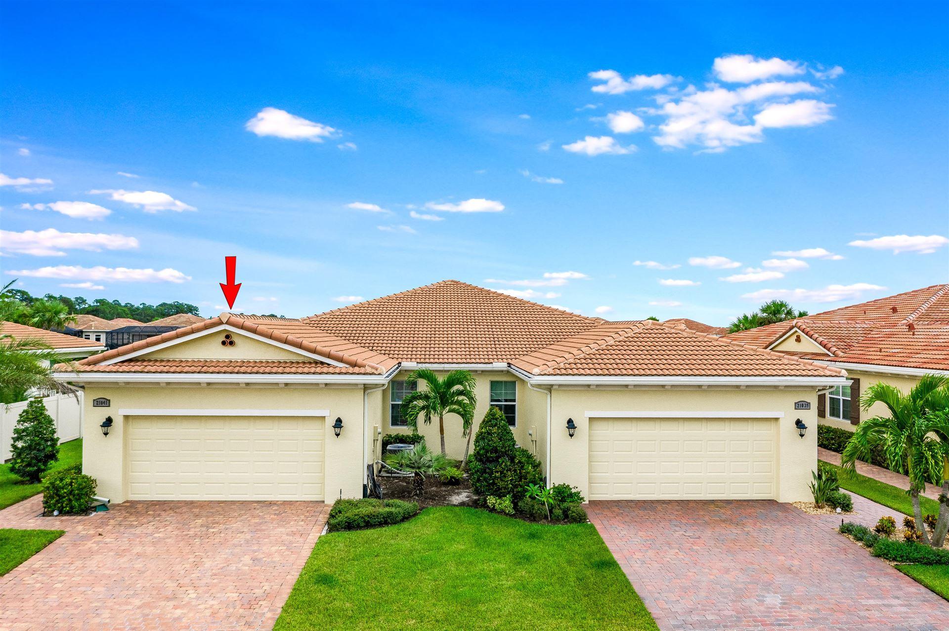 Photo of 21041 SW Modena Way, Port Saint Lucie, FL 34986 (MLS # RX-10659677)