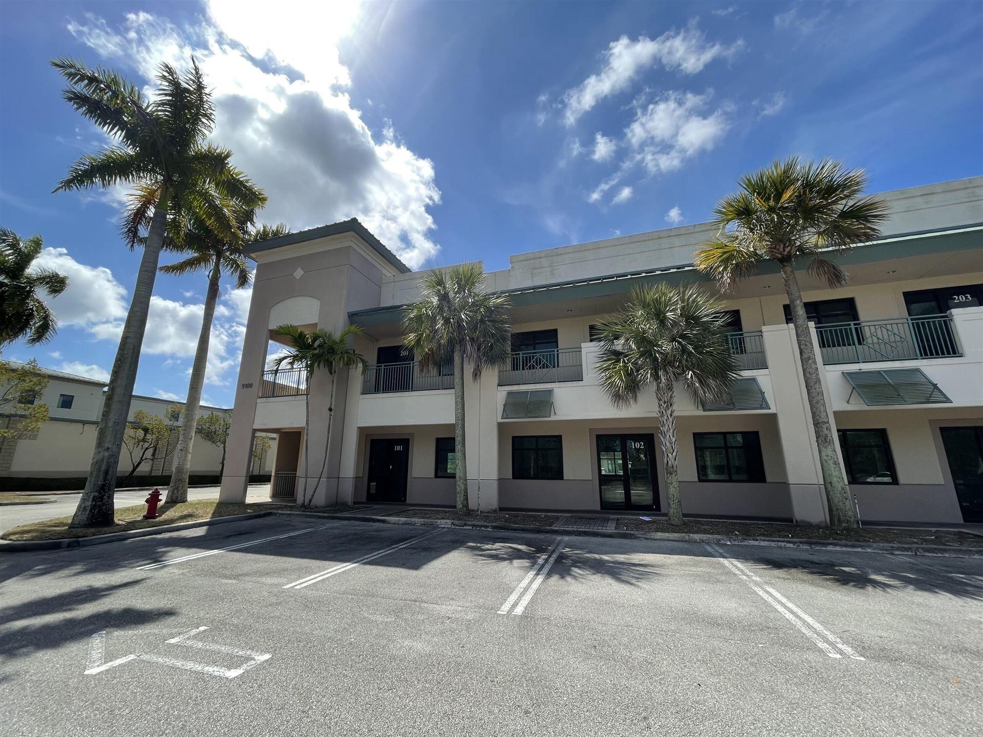 Photo of 9100 Belvedere Road #102, Royal Palm Beach, FL 33411 (MLS # RX-10702677)