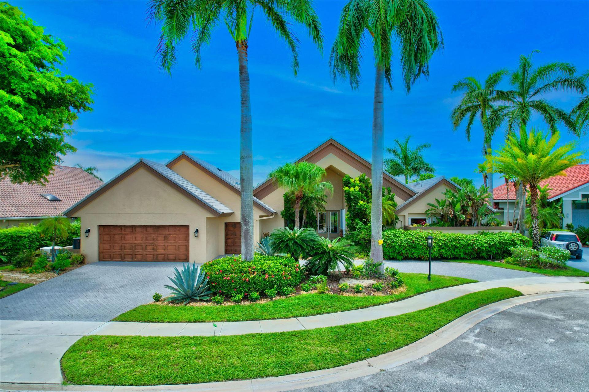 17799 Heather Ridge Lane, Boca Raton, FL 33498 - #: RX-10728677