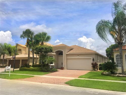 Photo of 7476 Via Luria, Lake Worth, FL 33467 (MLS # RX-10628678)