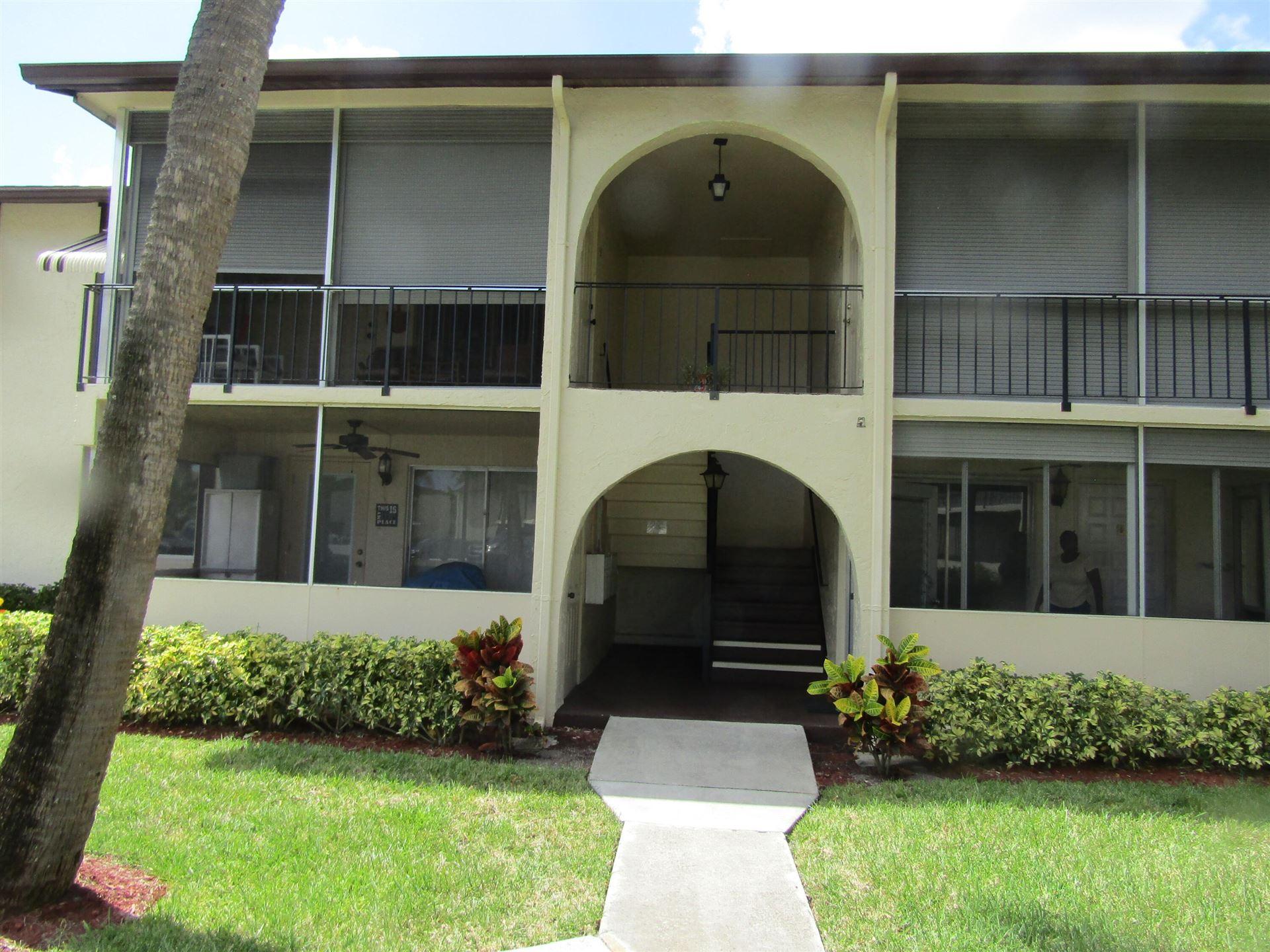 5817 La Pinata Boulevard #D-1, Greenacres, FL 33463 - MLS#: RX-10743678
