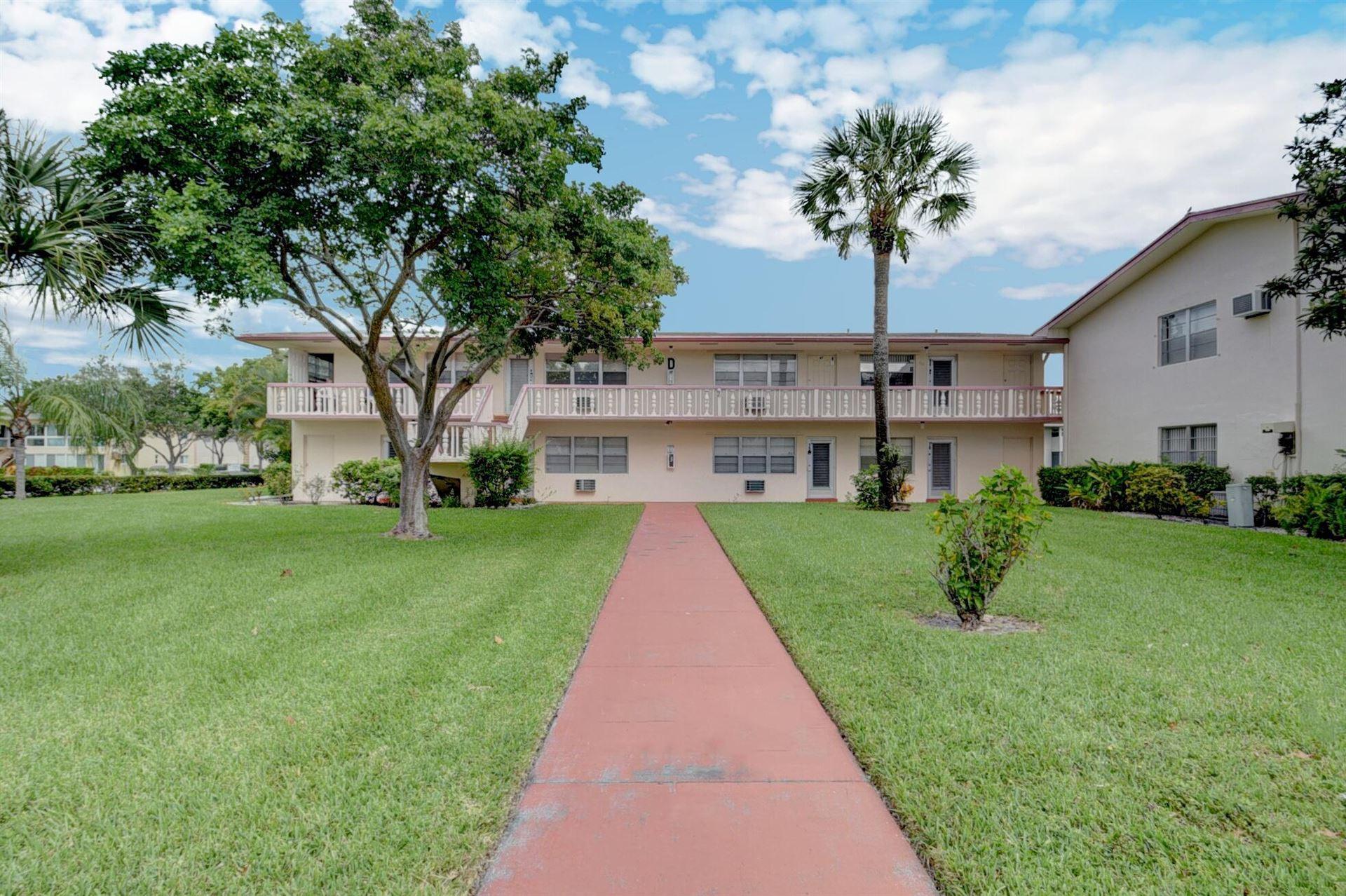 85 Waltham #D, West Palm Beach, FL 33417 - MLS#: RX-10754678