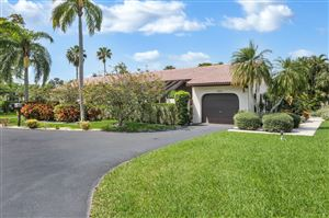 Photo of 8202 Casa Del Lago #25-A, Boca Raton, FL 33433 (MLS # RX-10513679)
