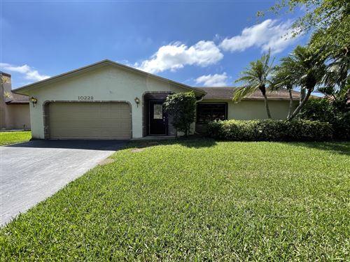 Photo of 10228 SW 49th Manor, Cooper City, FL 33328 (MLS # RX-10702679)