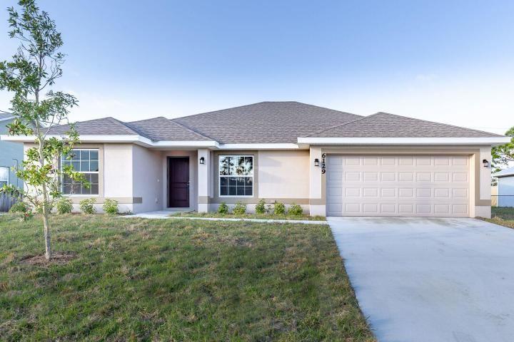 5805 Tangelo Drive, Fort Pierce, FL 34982 - #: RX-10599679