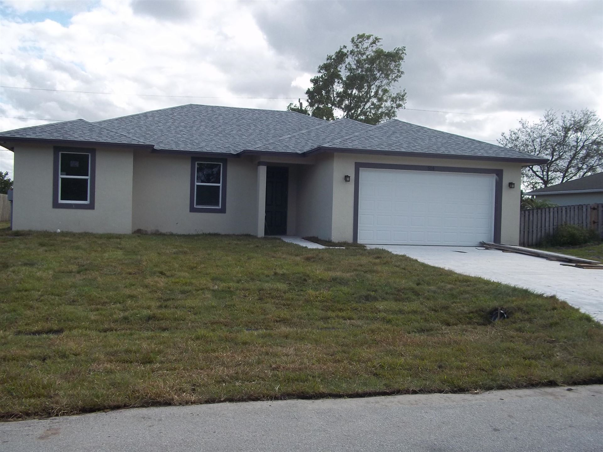 514 SW Halibut Avenue, Port Saint Lucie, FL 34953 - #: RX-10690679