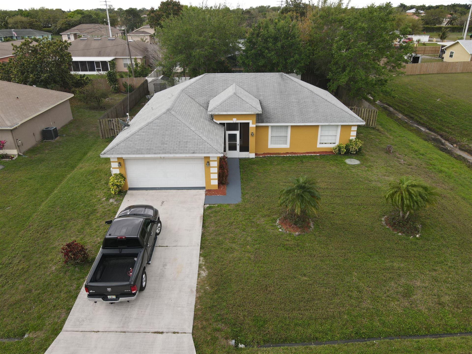 174 SW Fairchild Avenue, Port Saint Lucie, FL 34984 - #: RX-10696679