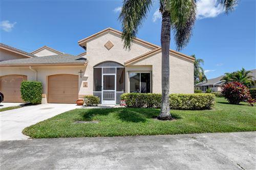 Photo of 9677 Boca Gardens Circle N #D, Boca Raton, FL 33496 (MLS # RX-10746680)