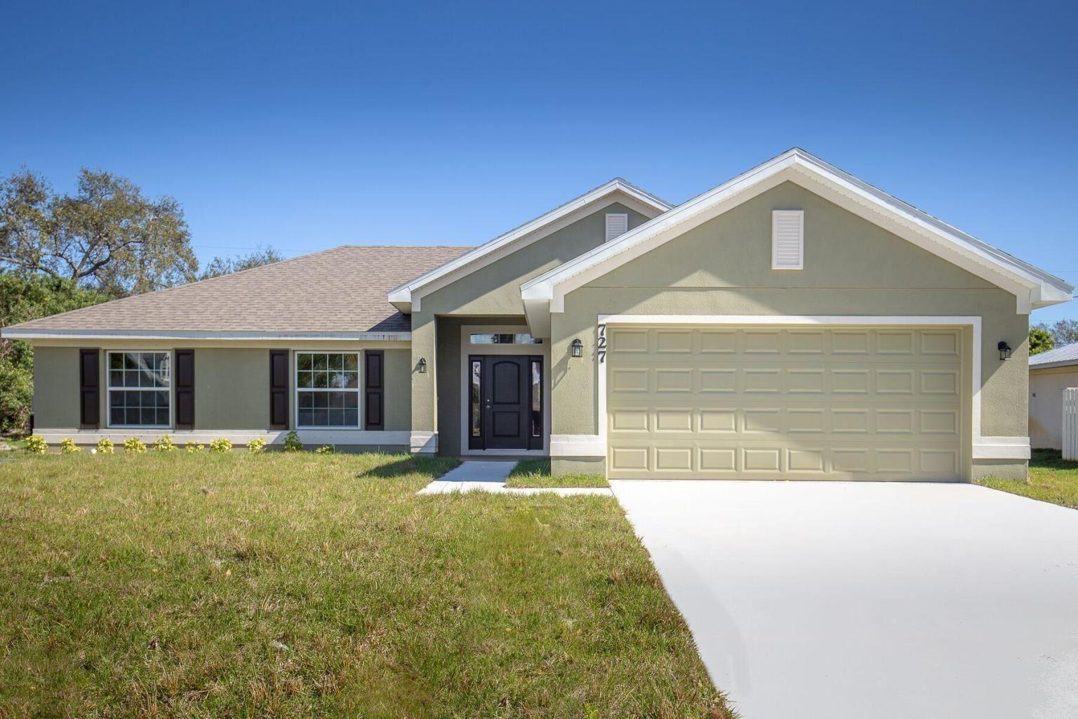 132 SW Lakehurst Drive, Port Saint Lucie, FL 34983 - #: RX-10592680