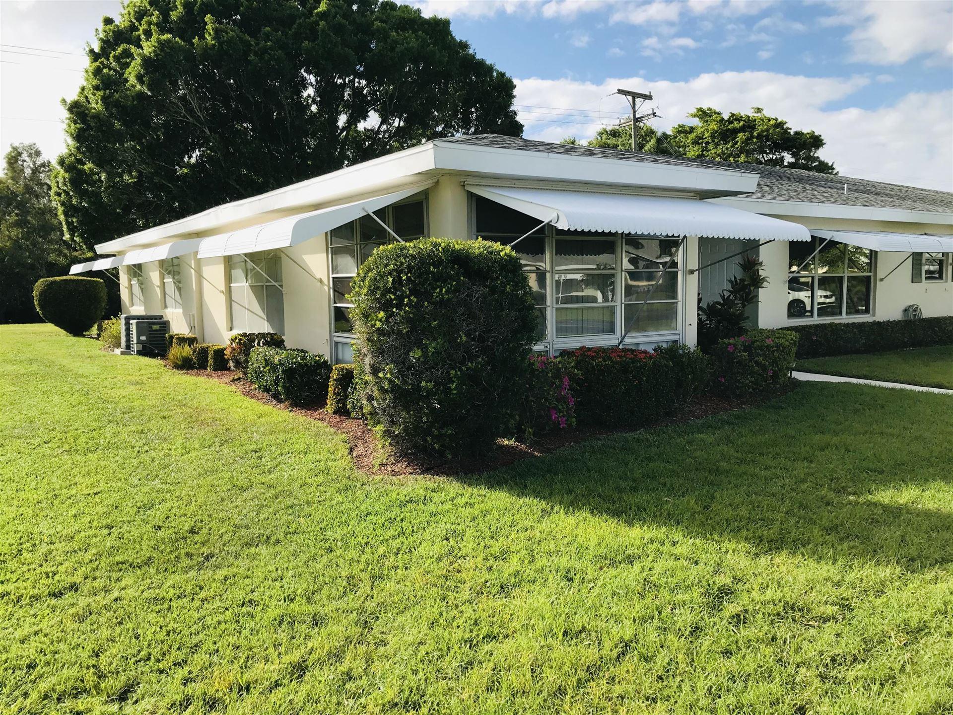 113 E Lakes End Drive SE #A, Fort Pierce, FL 34982 - #: RX-10698680