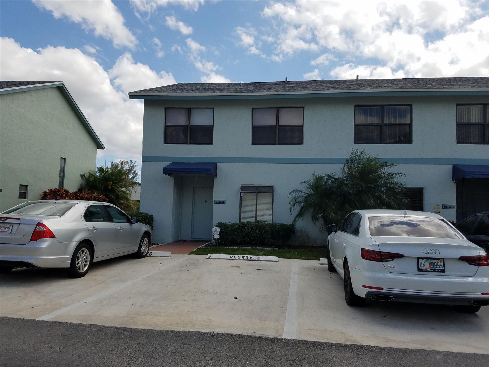 Photo of 9112 SW 21st Court #A, Boca Raton, FL 33428 (MLS # RX-10708680)
