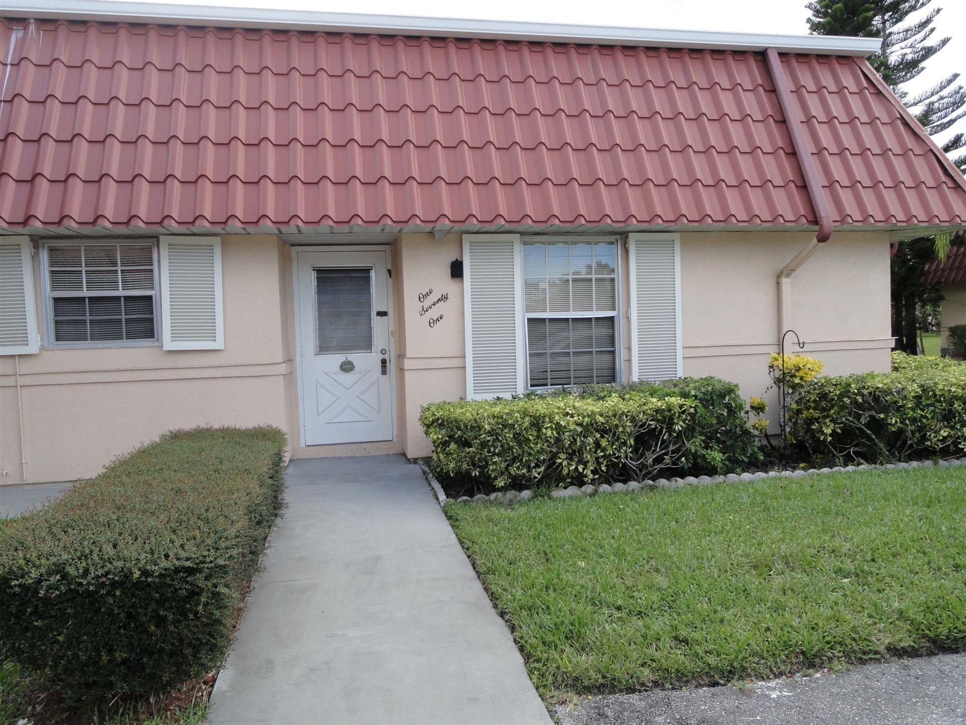171 Amherst Lane, Lake Worth, FL 33467 - MLS#: RX-10750680