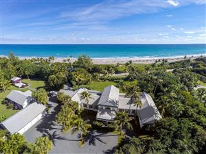Photo of 372 S Beach Road, Hobe Sound, FL 33455 (MLS # RX-10515681)