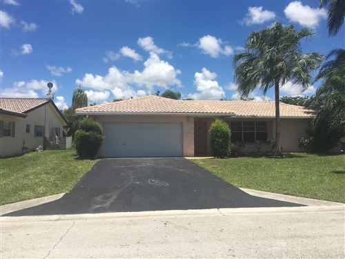 Photo of 10945 NW 40th Street, Coral Springs, FL 33065 (MLS # RX-10593681)