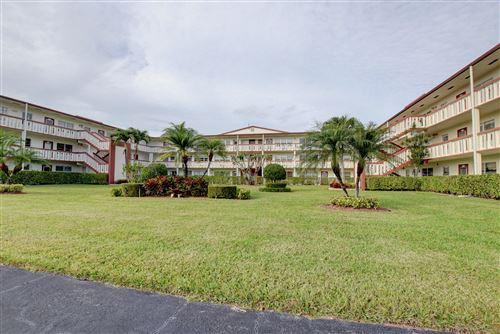 Photo of 118 Brighton C, Boca Raton, FL 33434 (MLS # RX-10595681)