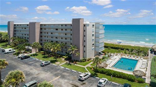 Photo of 10102 S Ocean Drive #606, Jensen Beach, FL 34957 (MLS # RX-10732681)